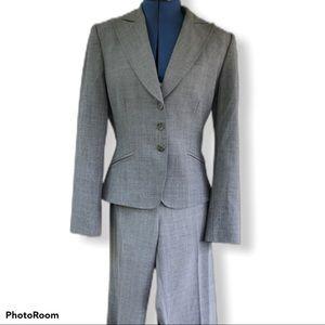 Antonio Melani | Grey Business Pant Suit